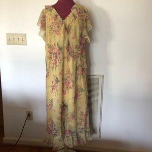 Studio C floral dress